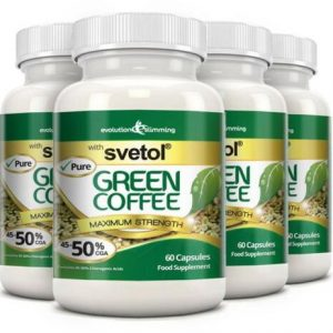 Buy  Pure Svetol Green Coffee Been XR online